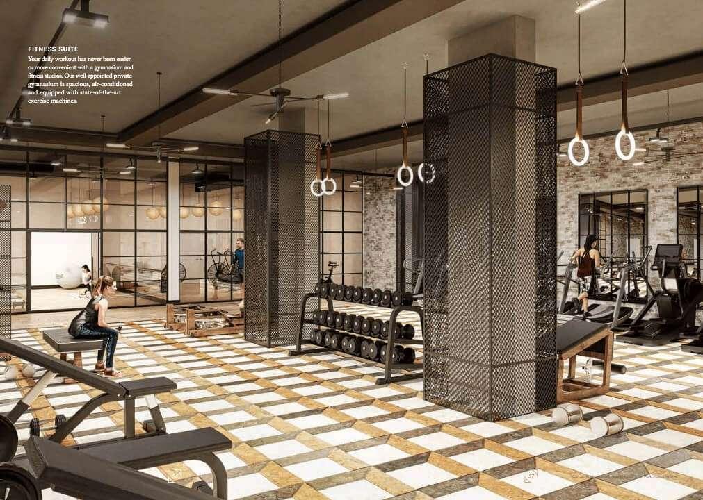 英國 健身房