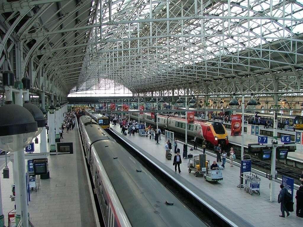 曼徹斯特皮卡迪利車站