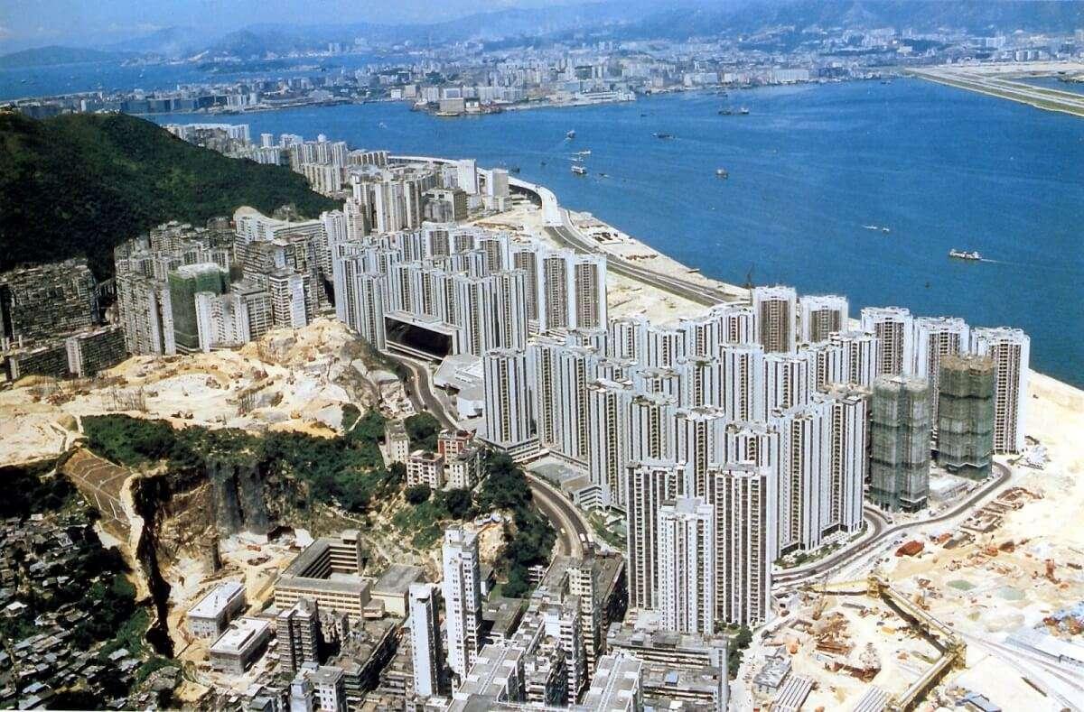 英國香港城