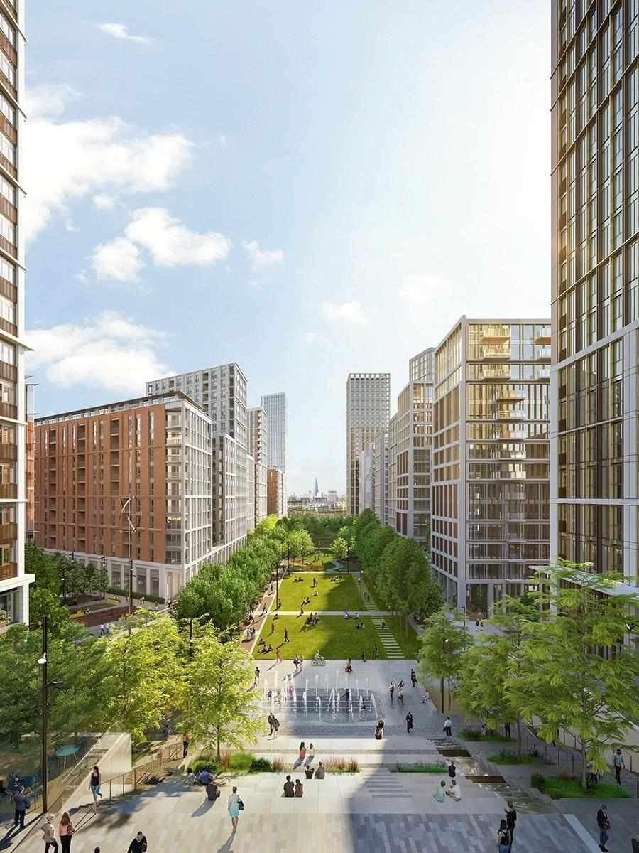倫敦房產 英國房產 海外房產 twelve trees park