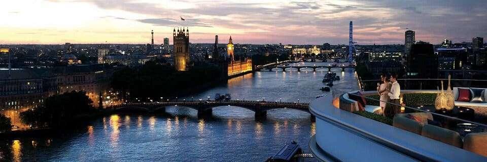倫敦房地產
