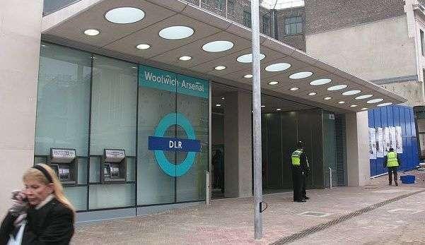 Woolwich DLR