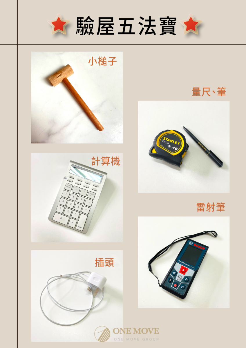 Property Inspection Tools